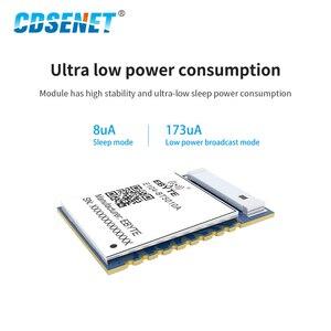 E104-BT5010A nRF52810 Ble5.0 IoT Bluetooth модуль керамическая антенна UART 4dBm SMD приемопередатчик