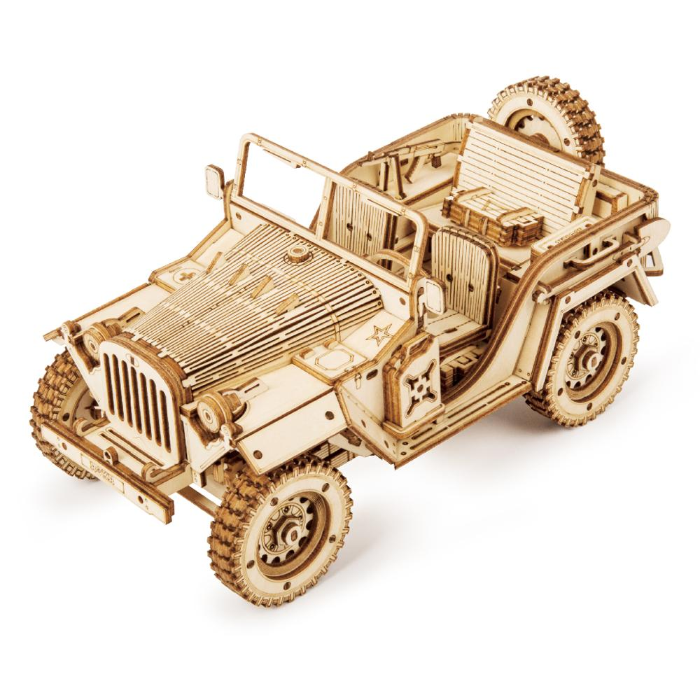 MC701 Army Jeep