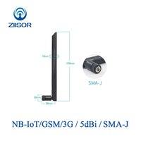 אנטנה עבור 5pcs 2G 3G GSM אנטנה GPRS NB NB-IOT אומני אנטנות SMA זכר גבוהה רווח Antena עבור מודם נתב אוויר TXGN-JKD-20 (1)