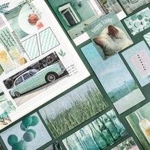 70pcs 멀티 풍미 생활 시리즈 스티커 일상 생활 스크랩북 종이 데코 귀여운 소녀 패션 문구 스티커 Scrapbooking