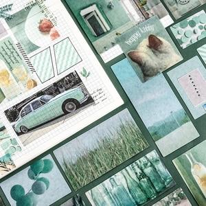 Image 1 - Autocollants séries vie multi saveur, étiquette Scrapbooking décorative, en papier, vie quotidienne, mignon, papeterie de mode, pour fille, 70 pièces