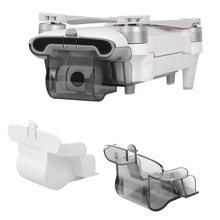 Pyłoszczelna ochronna FIMI X8 ochraniacz na drążek skrzyni biegów obiektyw pokrywa ochronna osłona obiektywu dla FIMI X8 SE 2020 akcesoria Drone Quadcopter tanie tanio CMOTPETB AS45678 9 1*7 4*4 7cm Prop protector FIMI X8 SE 2020 Accessories Dustproof Protective Case*1 white transparent gray