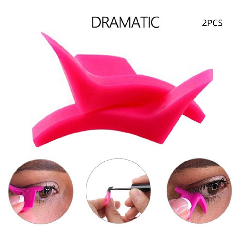 Шаблон для подводки глаз трафарет модели профессиональный макияж стиль крыло котенок большой размер кошачий глаз крыло подводка для глаз марки