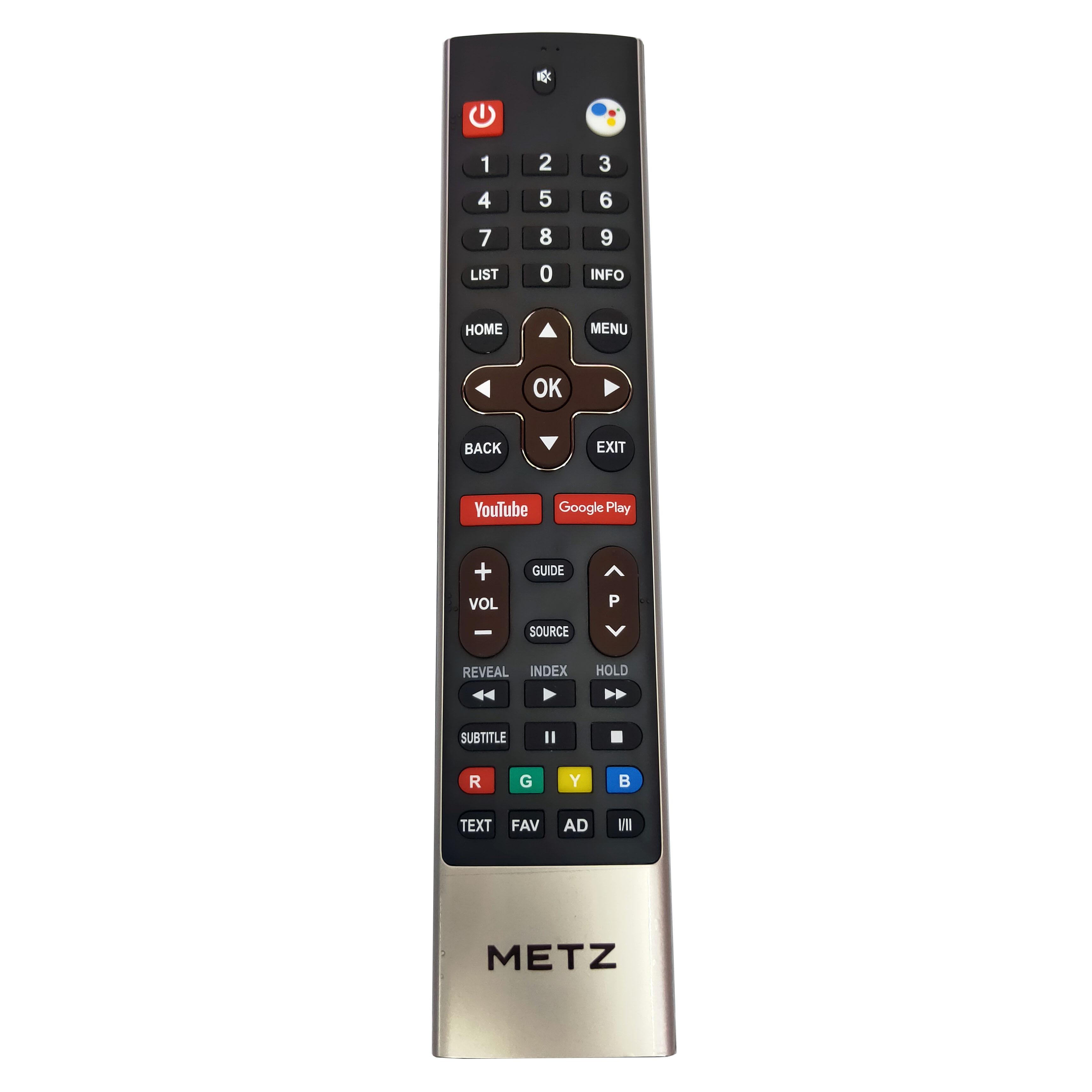 Новый оригинальный 539C 267708 W040 для METZ Smart LCD LED HDTV TV пульт дистанционного управления с YouTube Google play Fernbedienung|Пульты ДУ|   | АлиЭкспресс