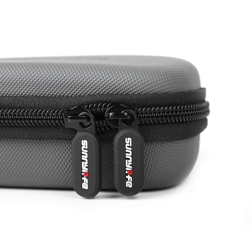 Darbeye dayanıklı taşınabilir sert taşıma çantası saklama kutusu çanta kutusu Insta360 One X kamera