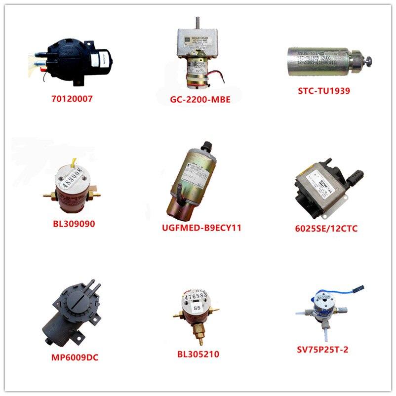 70120007| GC-2200-MBE| STC-TU1939| BL309090| UGFMED-B9ECY11| 6025SE/12CTC| MP6009DC| BL305210| SV75P25T-2 Used