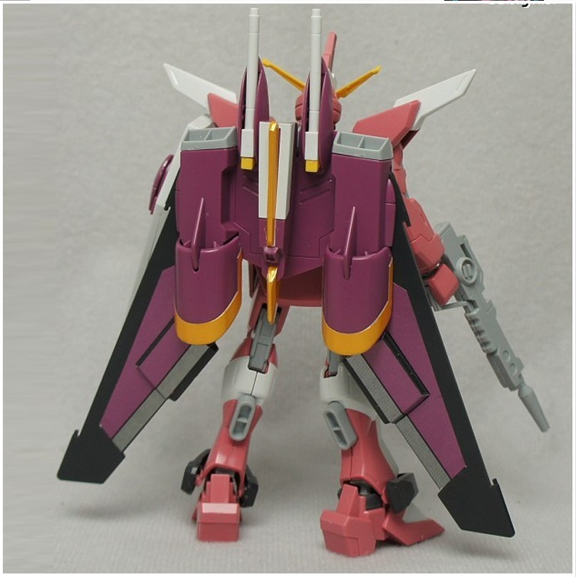 Bandai Gundam Assembled Model HG 1/144 Infinite Justice Gundam Infinite Justice5055468