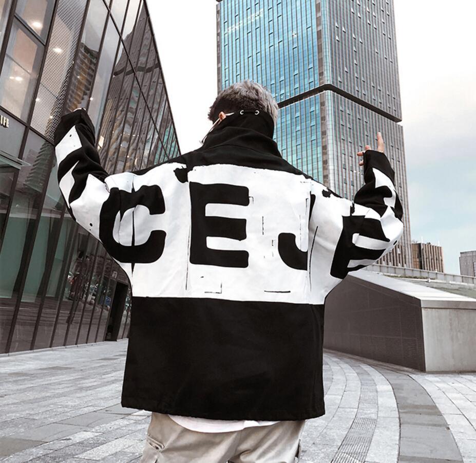 Мужской пуловер куртка в стиле