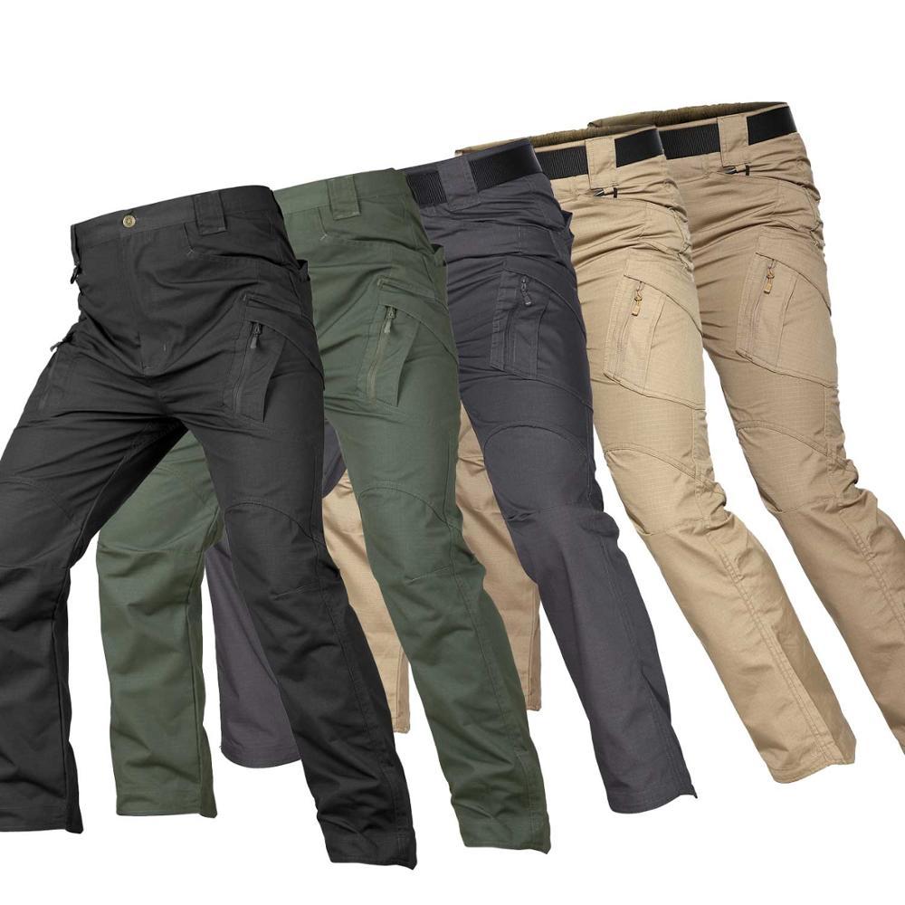 PAVE-HAWK 2019 Cotton Men 5XL New Summer Hot Season Trekking Trousers Hiking Pants Outdoor Waterproof Hunting Fishing Camping 13