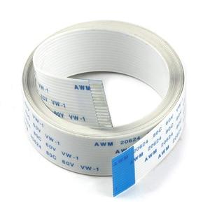 15 Pin плоский гибкий CSI кабель с 15 см 30 см 50 см 100 см 1 м Длина для Raspberry Pi 3 Model B +/3/2 Камера