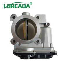 LOREADA 1450A033 Diesel Throttle Body Assembly for Mitsubishi Pajero V80 V90 2.5L Throttle Body Valve 1450a033 For M L200 loreada throttle body for lada 2 0l 4062 1148100 bore size 60mm high performance throttle valve assembly brand new