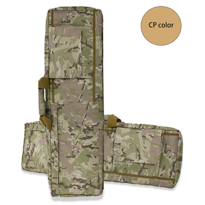 Image 5 - Tactical Gun Bag Military Airsoft Rifle Case Outdoor Sport Gun Carry Shoulder Pouch Hunting Bags Army Sniper Gun Protective Case