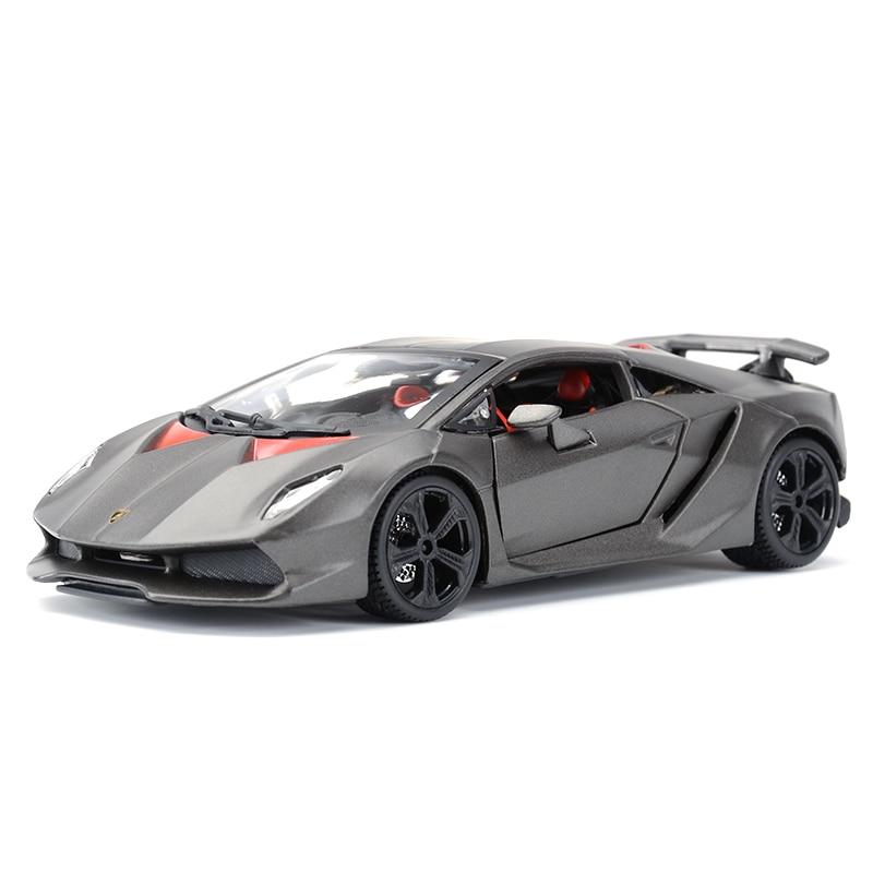 Bburago 1:24 Sesto Elemento Sports Car Static Simulation Diecast Alloy Model Car
