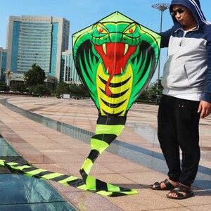 Snake Kite Flying Tear-proof N