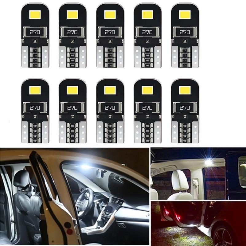 M5 Full LED Interior Light Kit Error Free 22pcs Ice Blue for BMW E61 Estate
