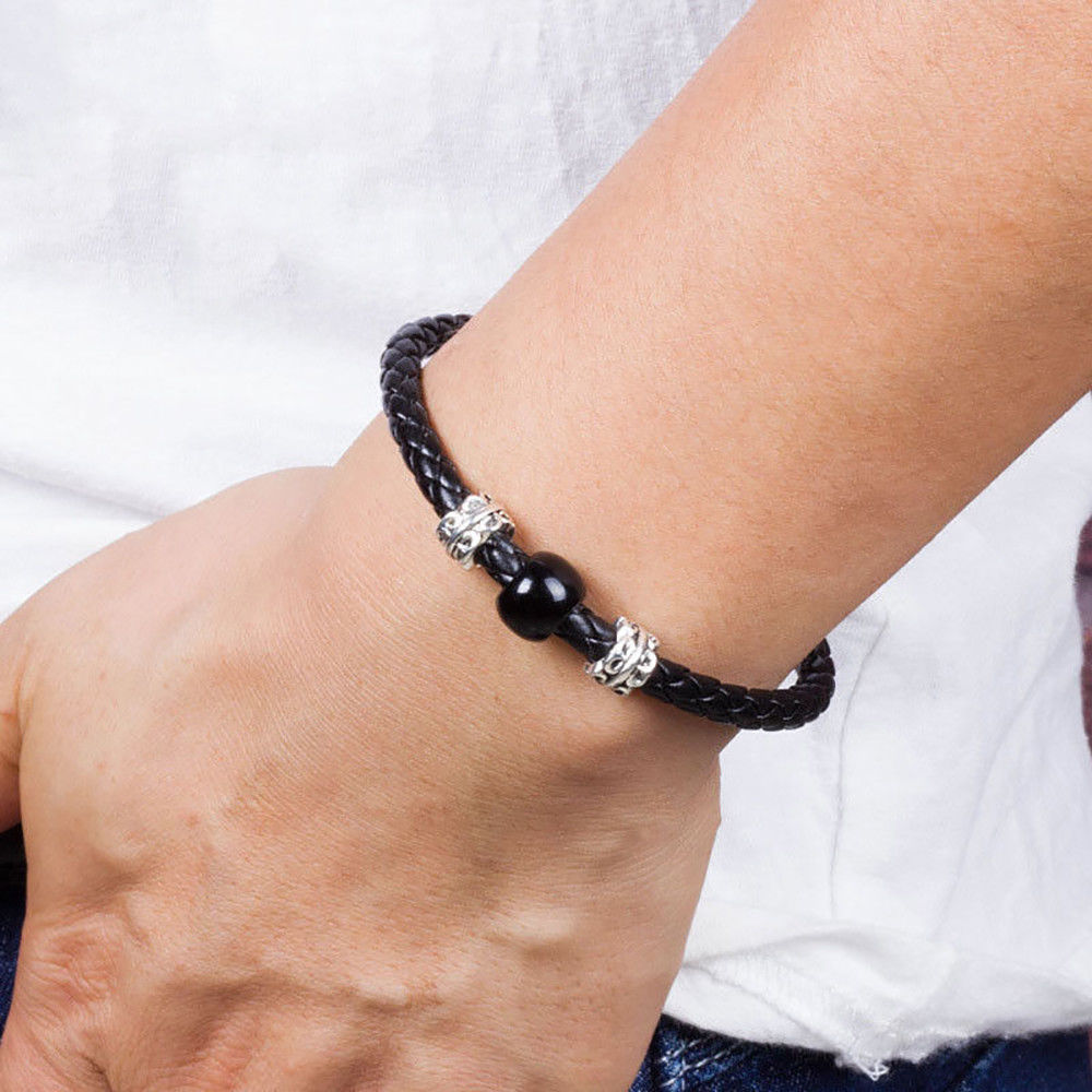 Prayer Beads Charging Bracelets Cable