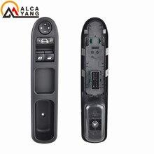 Elettrico di Controllo Master Power Finestra sollevatore Interruttore 6554.QC Per Peugeot 207 Citroen C3 Picasso 2007 2014