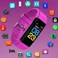 Sport Bracelet Smart Watch Kids Watches Children For Girls Boys Wach Smart Clock Brand Fitness Tracker Smartwatch Child Gifts