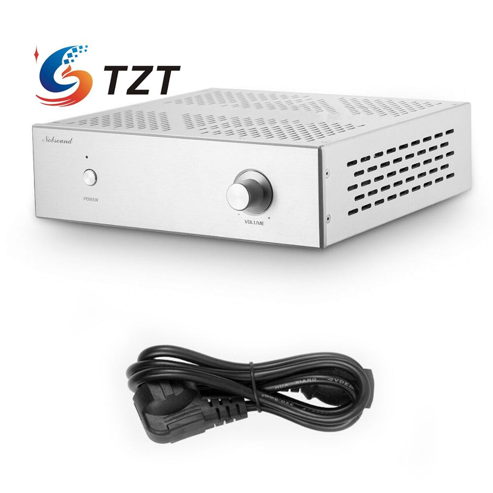 Image 2 - TZT F200 Vacuum Tube Preamplifier Stereo HiFi Audio Tube Preamplifier Preamp Replacement For JP200Amplifier   -