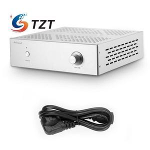 Image 2 - TZT F200 rura próżniowa przedwzmacniacz Stereo HiFi Audio przedwzmacniacz lampowy przedwzmacniacz do JP200