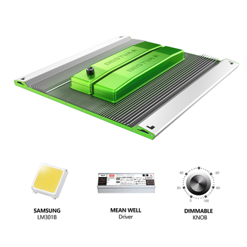 BESTVA 1000W/2000W/4000W full spectrum Led Grow light Samsung Quantum board LM301B Phytolamp for plants hydroponic greenhouse 1