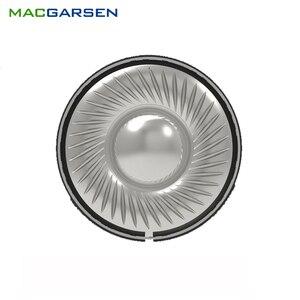 Image 1 - 2 pièces 40mm casque haut parleur 0.1W 32ohm casque cornes bricolage HIFI sans fil Bluetooth casque cornes titane haut parleurs