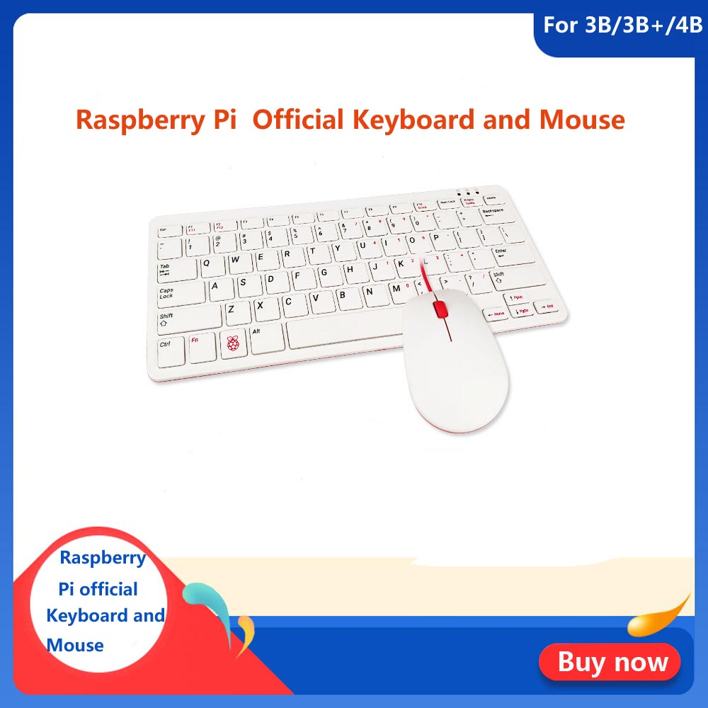 Raspberry Pi 4 Official Keyboard And Mouse Support RPI 4 Model B RPI 3 3B 3B+
