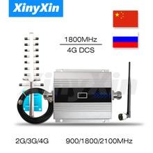 4G LTE DCS 1800mhz Moblie telefon Booster GSM 1800 Signal Repeater Zellulären handy Verstärker 4G Netzwerk GSM 2G 3G 4G