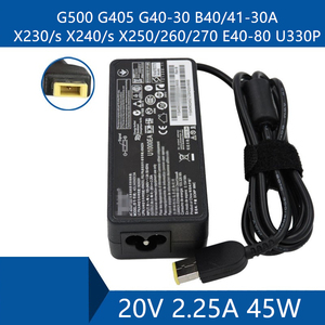 Laptop AC Adapter DC Charger Connector Port Cable For Lenovo G500 G405 G40-30 B40/41-30A X230/s X240/s X250/260/270 E40-80 U330P(China)
