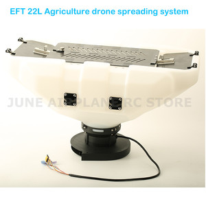 Image 1 - EFT DIY 22L חקלאות drone מתפשט דשן זרעי מערכת פיתיון חלקיקים מתפשט ציוד עבור E410 E610 E616