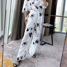 2020 new spring and summer brand fashion casual loose thin female