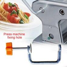 Запчасти для инструментов для домашнего крепления металлическая лапша, зажим для пасты, держатель для инструментов, ручная замена, аксессуары, ручка, прочная кухня
