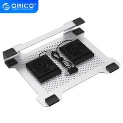 ORICO 15 inch Aluminum Laptop Cooling Pad Portable Notebook Gaming Cooler Stand For mac Laptop Notebook