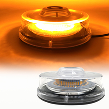 Yellow LED Emergency Strobe Lights Beacon Vehicle Car Roof Top Hazard Warning Flashing Light LED Flash Safety Signal lamp