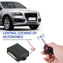 Kit di chiusura centralizzata a distanza per Auto sistema di allarme di accesso senza chiave automatico 410/T403 Kit porta centralizzata con chiusura a distanza per Auto