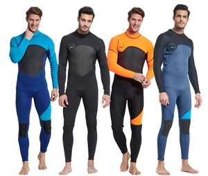 Image 1 - NEWEST 3mm Neoprene Wetsuit Men Women Swimsuit Equipment For Diving Scuba Swimming Surfing Spearfishing Suit Triathlon Wetsuits