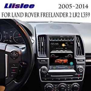 Image 5 - Für Land Rover Freelander 2 LR2 L359 2005 ~ 2014 Liislee Auto Multimedia Player CarPlay NAVI 10,4 zoll Auto Radio DSP GPS Navigation