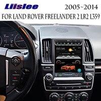 For Land Rover Freelander 2 LR2 L359 2005~2014 Liislee Car Multimedia Player NAVI 10.4 Screen Car Radio Carplay GPS Navigation