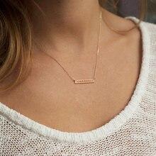 Bar collar de fase de la luna colgante de collar para las mujeres Celestial, golosina capas inspirador Triple joyas de la diosa