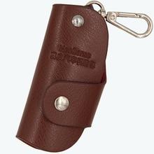 Purses Wallet Card-Holder Business-Organizer Clip-Bag Keychain Pocket Car-Keys Portable