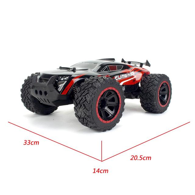 35Km/h 1/14 RC Car Remote Control Off Road Racing Cars Vehicle 2.4Ghz Crawlers Electric Off-Road Truck Adults RC Car Toys 6