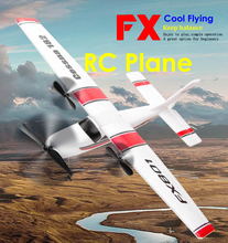 RC Plane DIY Toy Remote Control Glider FX-801 Airplane EPP Craft Foam Electric Outdoor Fixed Wing Aircraft