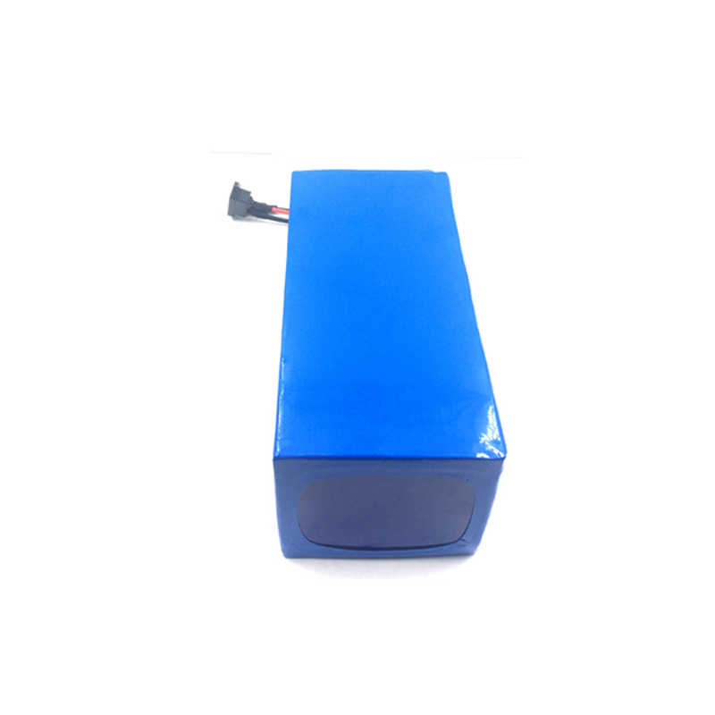Customized 24V 36V 48V 52V 60V 72V 10Ah 15AH 20AH 30AH E-bike Lithium 18650 Battery Pack for 350w 500w 750W 1000W Electric Motor
