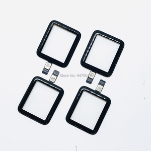 Image 2 - 100% חדש לגמרי Digitizer מסך פנל עבור אפל שעון סדרת 2 3 38mm 42mm סדרת 4 5 40mm 44mm פגום קדמי החלפת זכוכית