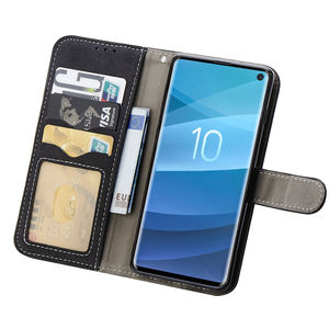 Image 5 - Luxury Leather Flip Wallet Book Case For Huawei P30 Pro P40 Lite 5G P20 P10 P9 P Smart Z 2019 2020 Magnet Stand Phone Cover