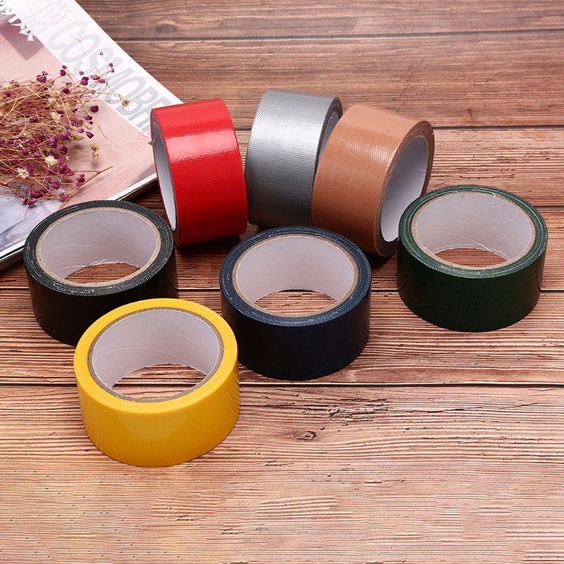 8M Self Adhesive Cloth Tape For Repairs Spinnakers Tents Resistant Tarpaulin Kites Repair Patch Stickers Camping Seal Accessorie