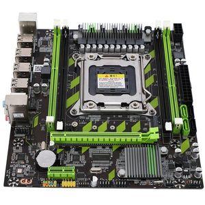 Image 5 - Kllisre X79 X79H motherboard LGA 2011 USB3.0 SATA3 support REG ECC memory and Xeon E5 processor 4XDDR3