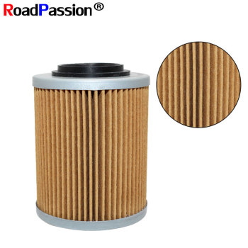Oil Filter For APRILIA TUONO 1000 RE RSV 650 SL1000 998 ETV1000 RST1000 CAPONORD OEM AP0256187 Engine Bike Motorcycle image