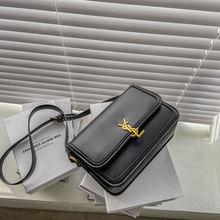 Borsa 2021 nuova borsa piccola da donna CK borsa a spalla singola con tracolla quadrata piccola scatola di fagioli