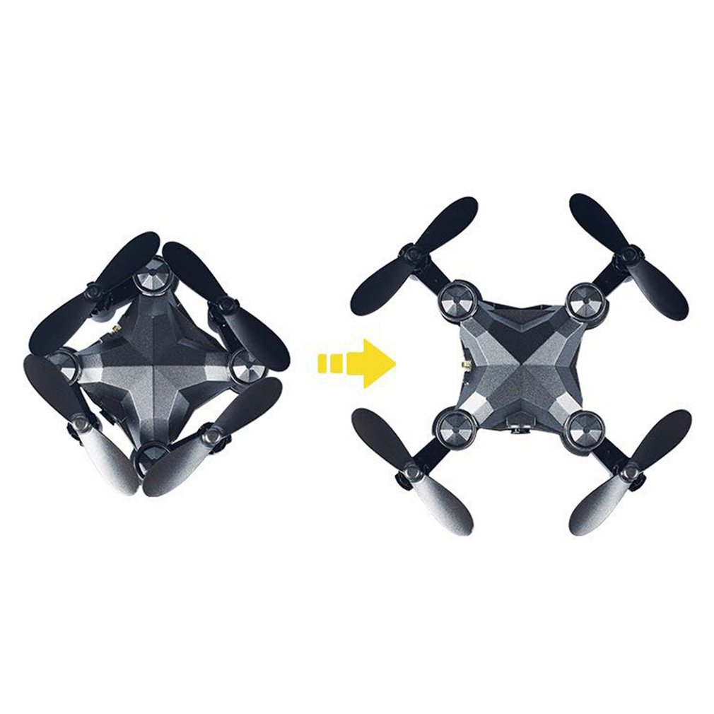 cheapest Profession GPS Drone with 4K HD Dual Camera Wide Angle Anti-shake Double GPS WIFI FPV RC Quadcopter Foldable Follow Me